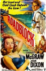 Roadblock 1951 DVD - Charles McGraw / Joan Dixon